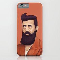 The Israeli Hipster leaders - Binyamin Ze'ev Herzl iPhone 6s Slim Case