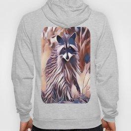 The North American Raccoon Hoody