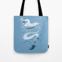 Fishin' Tote Bag