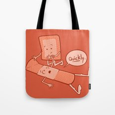 Come To My Aid Tote Bag