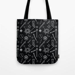 Celestial Tarot Tote Bag
