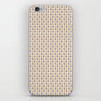 willy wonka iPhone & iPod Skins featuring Willy Wonka by Deborah Gruber