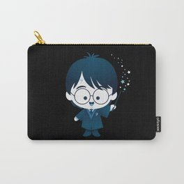Blue Harry James Potter Carry-All Pouch