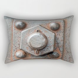 Sights of the cannon Rectangular Pillow