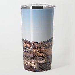 Dubrovnik landscape Travel Mug