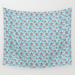 Star Spangled Sea Wall Tapestry