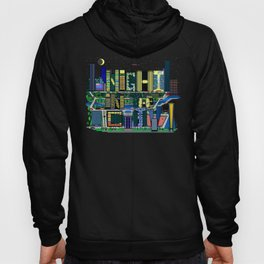Night In The City Hoody