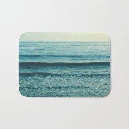 beach waves. Somewhere Bath Mat
