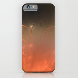 ZoooooZ - Hot Colour Art, Fire iPhone Case