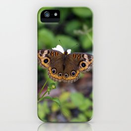Butterfly. iPhone Case