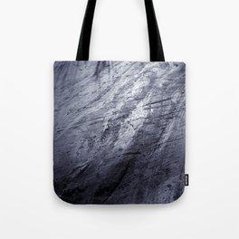 Ice age, silver Tote Bag