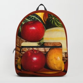 Autumn fruits Backpack