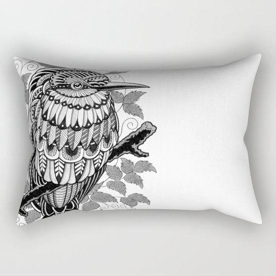 Bee Eater Rectangular Pillow