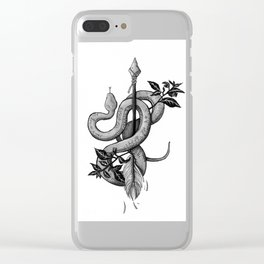 Swift Clear iPhone Case