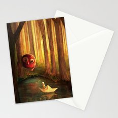 Forest Encounter Stationery Cards