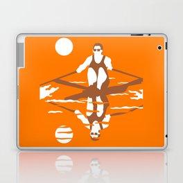 Rower Laptop & iPad Skin