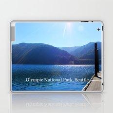 Olympic National Park landscape photography  Laptop & iPad Skin