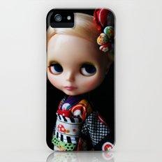 GEISHA BLYTHE DOLL KENNER iPhone (5, 5s) Slim Case