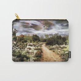 Down the Beaten Path Carry-All Pouch