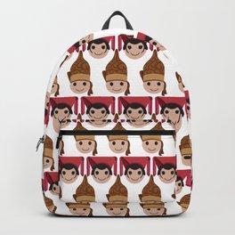 Iconic Headdresses - North Sumatra Backpack