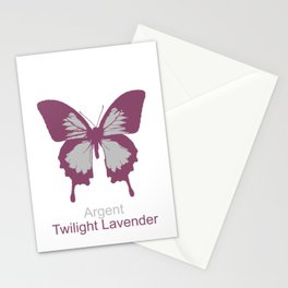 Ulysses Butterfly 14 Stationery Cards