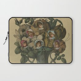 Crooked Bouquet Laptop Sleeve