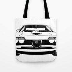 Alfa Romeo Montreal Tote Bag