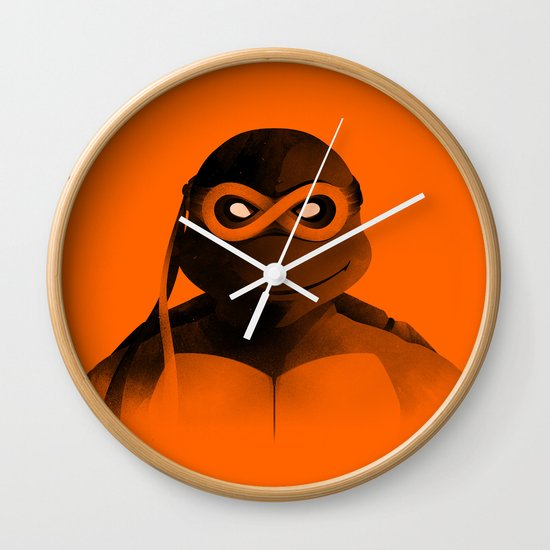 Michelangelo Forever Wall Clock