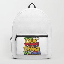 KEEP YA HEAD UP Backpack