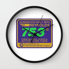 Reynolds 753, Enhanced Wall Clock