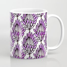 Protea Purple #homedecor Coffee Mug