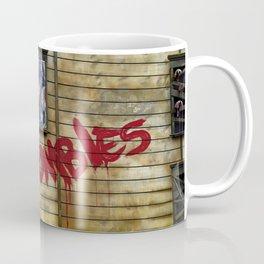 Stop the Zombies!!! Coffee Mug