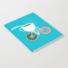 Coffee and Donuts Notebook