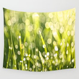 One Summer Morning Wall Tapestry
