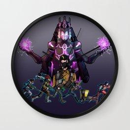 Borderlands - Videogame Fan Art Wall Clock