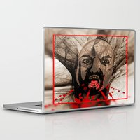 zombie Laptop & iPad Skins featuring Zombie by Art-Motiva