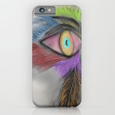 Feather Eye iPhone 6s Slim Case