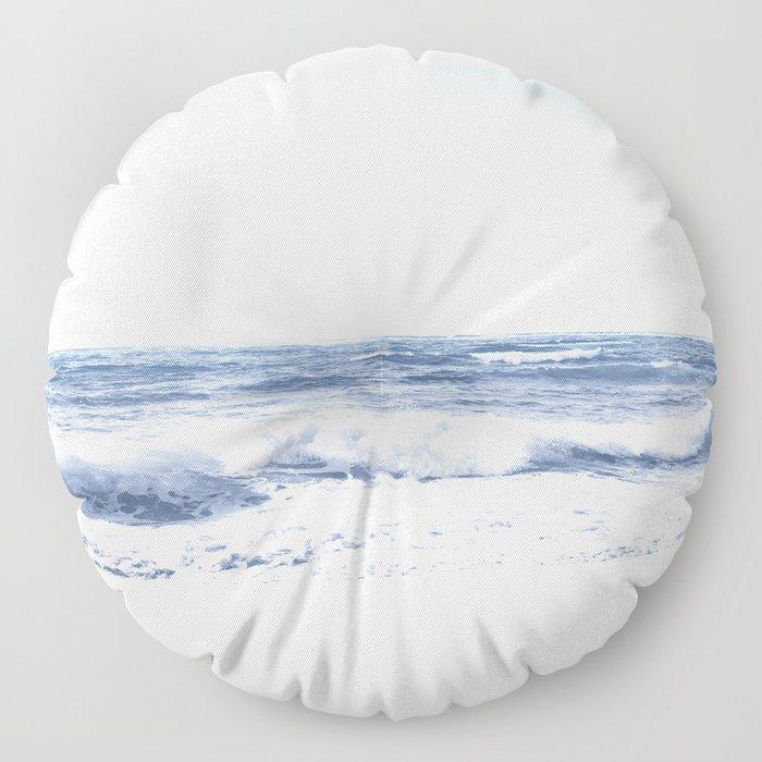 North Shore Beach Floor Pillow