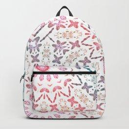 Rainbow Mandala Backpack