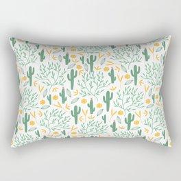 cactuses (3) Rectangular Pillow