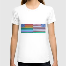 Flags for the Future 24 T-shirt