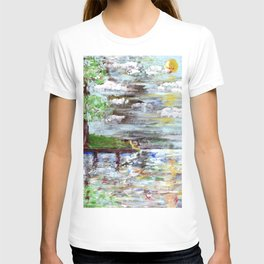 Edge of the Dock T-shirt