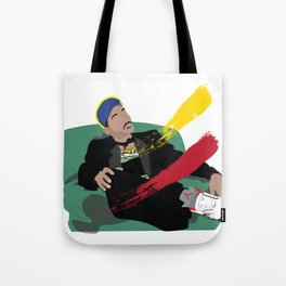 Still The Fresh Prince Poster Tote Bag
