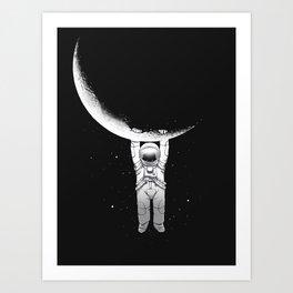 Help! Art Print