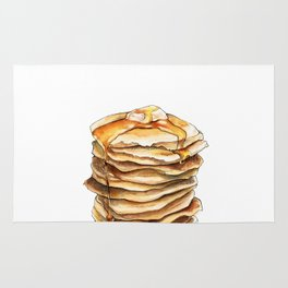 Pancakes Rug