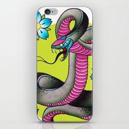 Long Tongue Liar iPhone Skin