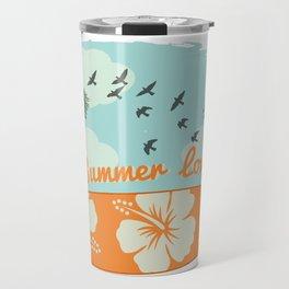 summer surfboards Travel Mug