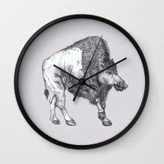 The Catoblepas Wall Clock