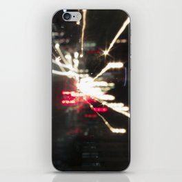 Zoom Out iPhone Skin