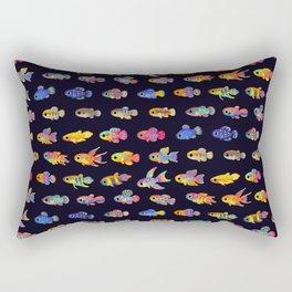 Killifish! Rectangular Pillow